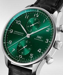 IWC Portugieser Chronograph IW371615